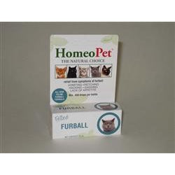 HomeoPet Feline Furball Relief 15ml-Cat-HomeoPet-PetPhenom