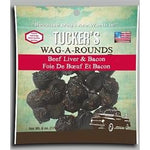 Tucker Dog Wag-a-Rounds Treat Liver Bacon 6OZ-Dog-Tucker-PetPhenom