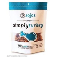 Sojos Dog Simply Turkey Treat 4 oz.-Dog-Sojos-PetPhenom