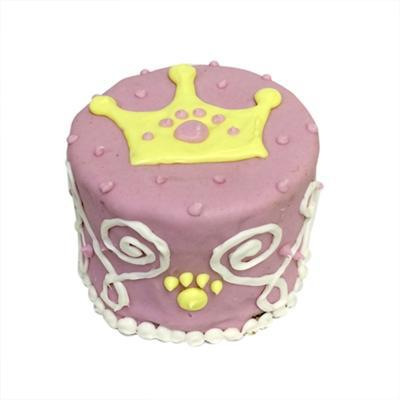 Bubba Rose Biscuit Co. Princess Baby Cake - Shelf Stable-Dog-Bubba Rose Biscuit Co.-PetPhenom