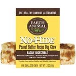 "Earth Animala No Hide Chews Peanut Butter 4"" 24 Count Refill-Dog-Earth Animal-PetPhenom"
