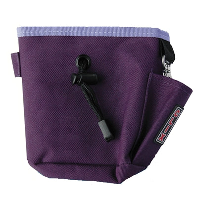 CLIX CLIX Treat Bag -Purple-Dog-CLIX-PetPhenom
