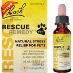 Bach Flower Remedies Pet Rescue Remedy 10 ml-Dog-Bach-PetPhenom