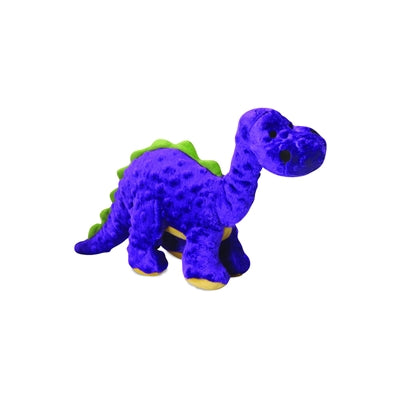 GoDog™ Toys GoDog™ Just for Me Bruto Purple with Chew Guard-Dog-GoDog™ Toys-PetPhenom