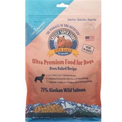 Grizzly Dog Oven Baked Grain Free Salmon 3Lb-Dog-Grizzly-PetPhenom
