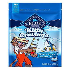 Blue Buffalo Cat Kitty Craving Crunchy Tuna 2 Oz.-Cat-Blue Buffalo-PetPhenom