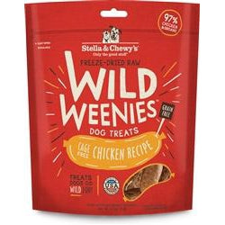 Stella & Chewy's Chicken Wild Weenies Freeze-Dried Raw Dog Treats, 11.5oz-Dog-Stella & Chewy's-PetPhenom