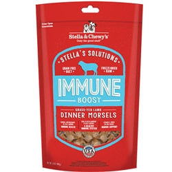 Stella & Chewy's Stella's Solutions Immune Boost Freeze-Dried Raw Grass-Fed Lamb Dinner Morsels Dog Food, 13-oz-Dog-Stella & Chewy's-PetPhenom