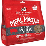Stella & Chewy's Meal Mixers Purely Pork Freeze-Dried Raw Dog Food Topper, 3.5oz-Dog-Stella & Chewy's-PetPhenom