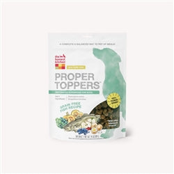 Honest Kitchen Dog Proper Topper Grain Free Fish 14 oz.-Dog-Honest Kitchen-PetPhenom