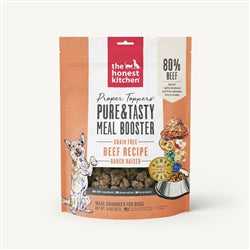 Honest Kitchen Dog Proper Topper Grain Free Beef 14 oz.-Dog-Honest Kitchen-PetPhenom