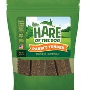 HARE Dog Tender Rabbit 4.5 oz.-Dog-HARE-PetPhenom