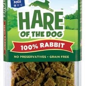 HARE Dog 100% Rabbit Tender Treat 2.5 oz.-Dog-HARE-PetPhenom