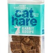 Cat Hare 100% Rabbit Jerky for Cats 2.5 oz.-Cat-Cat Hare-PetPhenom