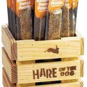 HARE Dog Rabbit Jerky Sweet Potato Refill (36 Piece)-Dog-HARE-PetPhenom