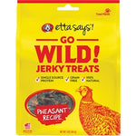 Etta Says! Dog Wild Jerky PHEASANT 5 oz.-Dog-ETTA SAYS-PetPhenom