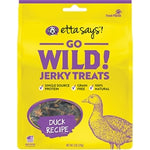 Etta Says! Dog Wild Jerky Duck 6 oz.-Dog-ETTA SAYS-PetPhenom