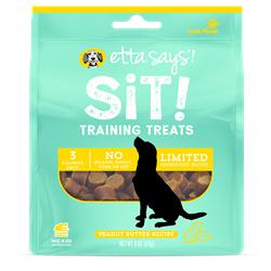 Etta Says! Dog Sit! TRAINING Peanut Butter 6 oz.-Dog-ETTA SAYS-PetPhenom