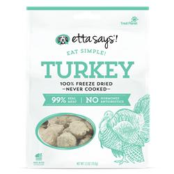 Etta Says! Dog Freeze-Dried Eat Simple Turkey 2.5 oz.-Dog-ETTA SAYS-PetPhenom