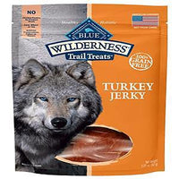 Blue Buffalo Dog Wilderness GF Jerky Turkey 3.25 Oz.-Dog-Blue Buffalo-PetPhenom
