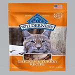 Blue Buffalo Cat Wilderness Grain Free Chicken & Turkey 2 Oz.-Cat-Blue Buffalo-PetPhenom
