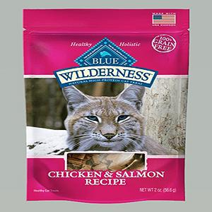 Blue Buffalo Cat Wilderness Grain Free Chicken & Salmon 2 Oz.-Cat-Blue Buffalo-PetPhenom