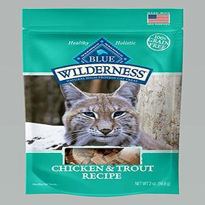 Blue Buffalo Cat Wilderness Grain Free Chicken & Trout 2 Oz.-Cat-Blue Buffalo-PetPhenom