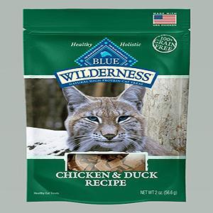 Blue Buffalo Cat Wilderness Grain Free Chicken & Duck 2 Oz.-Cat-Blue Buffalo-PetPhenom