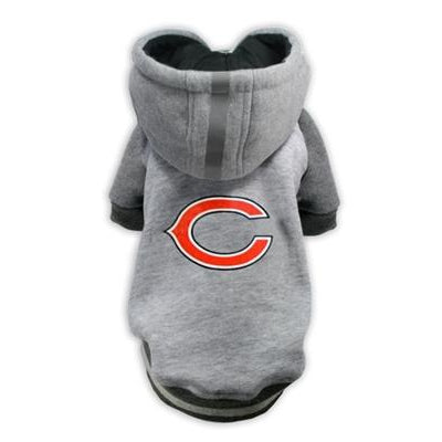 Hip Doggie Inc. Bears NFL Pet Hoodie by Hip Doggie -XL-Dog-Hip Doggie Inc.-PetPhenom