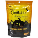 Fruitables Pumpkin Spcie Skinny Minis Soft and Chewy Dog Treats - 5oz. Pouch-Dog-Fruitables-PetPhenom