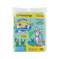 Doggie Walk Bags Kitty Bag Green - Unscented - 105 Bags-Dog-Doggie Walk Bags-PetPhenom
