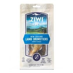 Ziwi Oral Health Air-Dried Lamb Drumstick Dog Chews, 6.6-oz-Dog-Ziwi Peak-PetPhenom