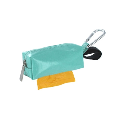 Doggie Walk Bags Dogbag Duffel - Solid Seafoam - Yellow / Ocean - 1 Roll-Dog-Doggie Walk Bags-PetPhenom
