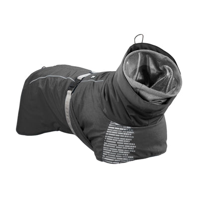 "Hurtta Extreme Warmer Dog Coat - 26"" - Granite-Dog-Hurtta-PetPhenom"