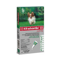 Advantix Flea and Tick Control for Dogs Under 10 lbs 6 Month Supply-Dog-Advantix-PetPhenom