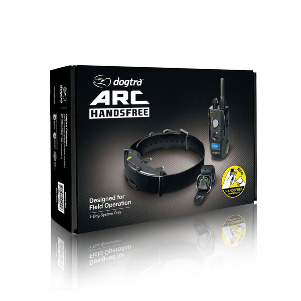 Dogtra ARC with Handsfree Remote Controller Black-Dog-Dogtra-PetPhenom