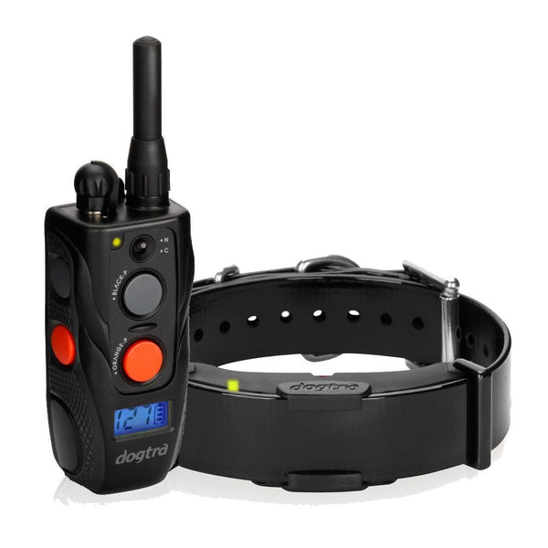 Dogtra ARC 3/4 Mile Expandable Dog Remote Trainer Black-Dog-Dogtra-PetPhenom