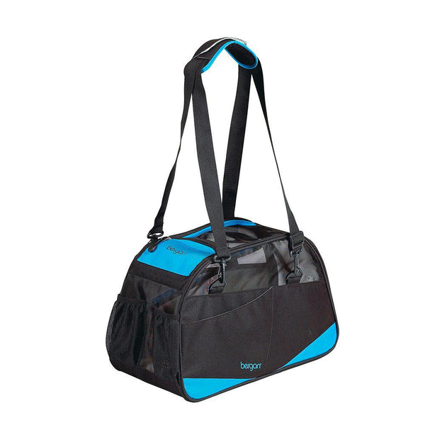 "Bergan Voyager Pet Carrier Medium / Large Black 13"" x 19"" x 10""-Dog-Bergan-PetPhenom"