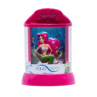 "BioBubble 3D Background for AquaTerra 1 Gallon Pink 7.5"" x 7.5"" x 10""-Fish-BioBubble-PetPhenom"