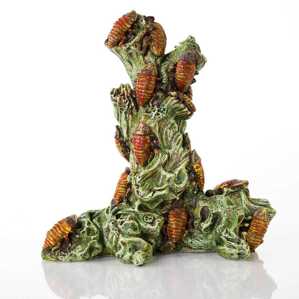 "BioBubble Decorative Madagascar Roach Tower 6.5"" x 5.25"" x 7.5""-Small Pet-BioBubble-PetPhenom"