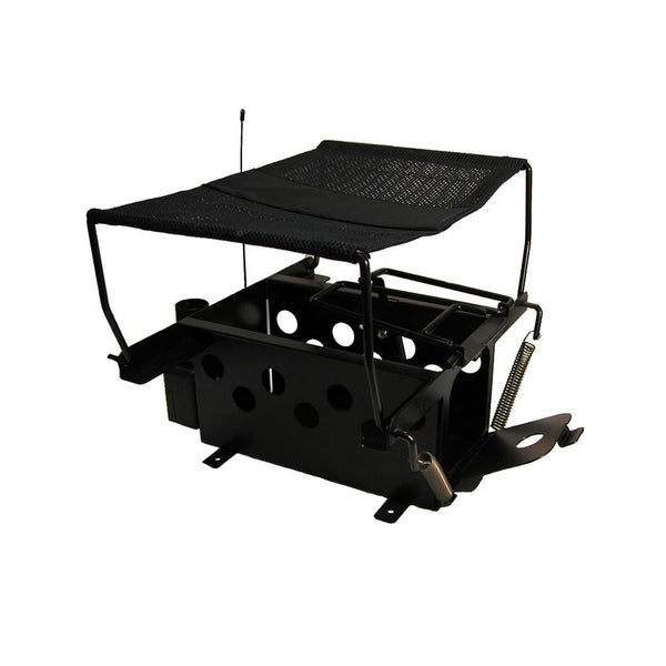 D.T. Systems Remote Bird Launcher without Remote for Quail and Pigeon Size Birds Black-Dog-D.T. Systems-PetPhenom