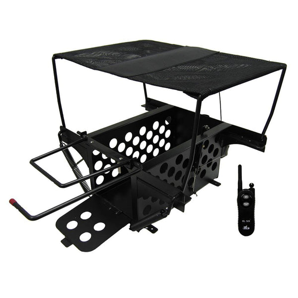 D.T. Systems Remote Large Bird Launcher for Pheasant and Duck Size Birds Black-Dog-D.T. Systems-PetPhenom