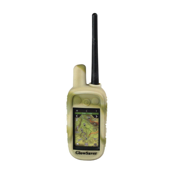 The Buzzard's Roost GlowSaver Case for Alpha with Screen Protectors Green Camo-Dog-The Buzzard's Roost-PetPhenom
