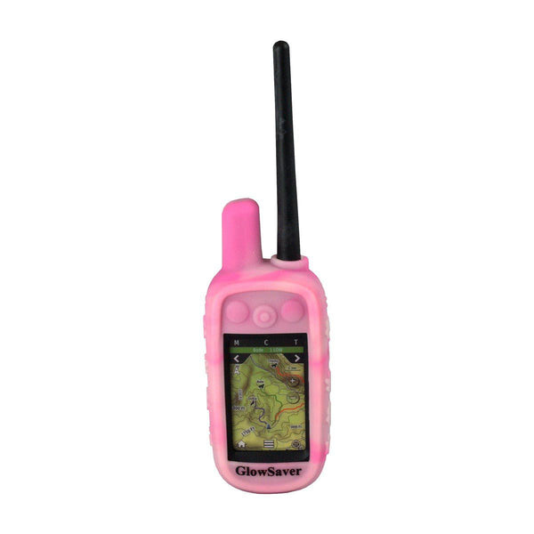 The Buzzard's Roost GlowSaver Case for Alpha with Screen Protectors Pink Camo-Dog-The Buzzard's Roost-PetPhenom