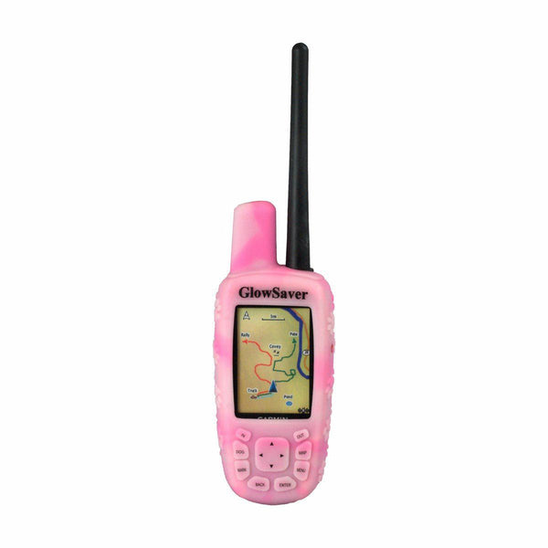 "The Buzzard's Roost GlowSaver Case for Astro with Screen Protectors Pink 1"" x 24""-Dog-The Buzzard's Roost-PetPhenom"