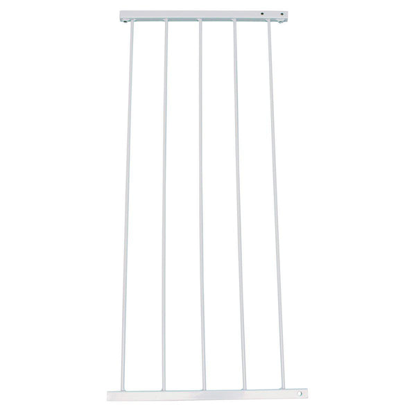 "Cardinal Gates Width Extension For Duragate White 12.5"" x 1.5"" x 29.5""-Dog-Cardinal Gates-PetPhenom"