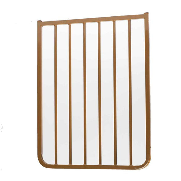 "Cardinal Gates Stairway Special Outdoor Gate Extension Brown 21.75"" x 1.5"" x 29.5"""