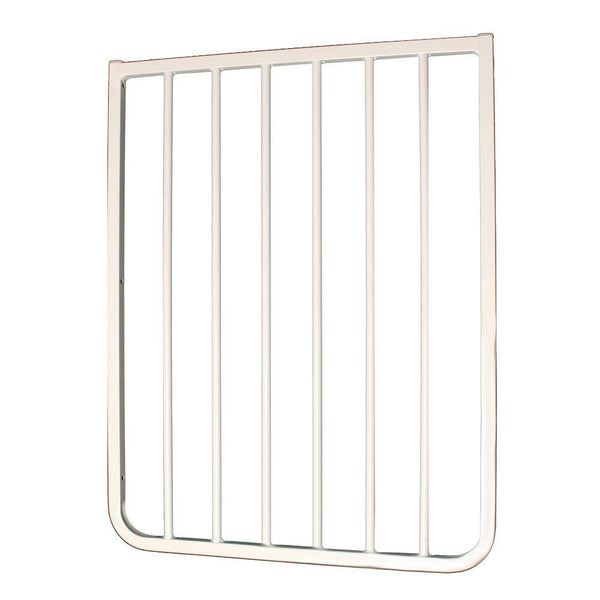 "Cardinal Gates Extension For AutoLock Gate And Stairway Special White 21.75"" x 1.5"" x 29.5""-Dog-Cardinal Gates-PetPhenom"