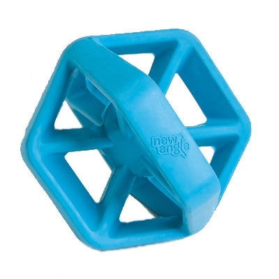 "New Angle Pet Products New Angle Space Hexalon - Assorted Colors - 3.9""-Dog-New Angle Pet Products-PetPhenom"