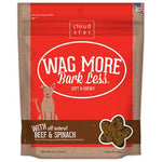 Cloudstar Wagmore Dog Soft & Chewy Beef 6oz-Dog-Cloud Star-PetPhenom